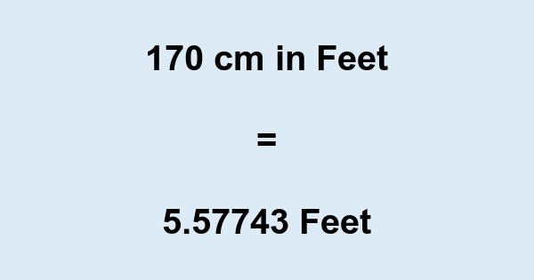 how many centimeters make one feet