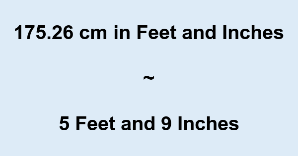 Welcome to cm in feet and inches, our post about the conversion of cm to feet and inches. cm is the short form of centimeters; centimeter is the unit of length in the metric system which is equal to 1/ of a shopnow-jl6vb8f5.ga you have been looking for cm in feet and inches height or how tall is cm, then you have found the right post.