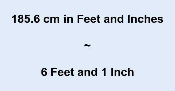 Convert centimeters to feet and inches cm = 6 feet and inches Convert centimeters to inches = inches Convert centimeters to feet = ft reasonarchivessx.cf About Us Loan Tables Savings Tables Inflation Data Auto Insurance.