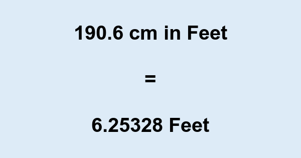 Convert Centimeters to Feet. How long is centimeters? How far is centimeters in feet? cm to ft conversion. From. To. swap units ↺ Amount. Centimeters = Feet (exact result) Display result as. A centimeter, or centimetre, is a unit of length equal to one hundredth of a meter. There are centimeters in an inch.