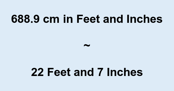Other feet in cm conversion on this website include: ′ in cm – Feet in cm; 45′ in cm – 45 Feet in cm; ′ in cm – Feet in cm; 9 ft in cm. If something is 9 feet tall, taking the above into account, then you know how to calculate 9 feet tall in cm: 9′ to cm is centimeters.