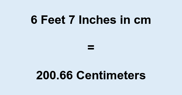 how long is 6 inches in cm